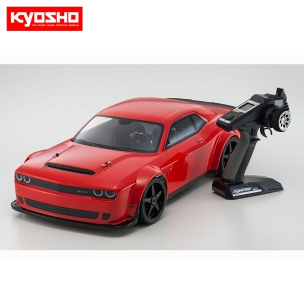 엑스캅터 - 1/8 InfernoGT2 RS r/s Dodge Challenger