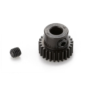 엑스캅터 - 하비윙 25T 5mm 48P Steel Pinion Gear