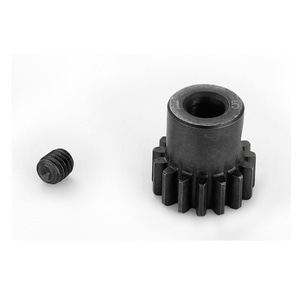 엑스캅터 - 하비윙 15T 5mm M1 STEEL PINION GEAR