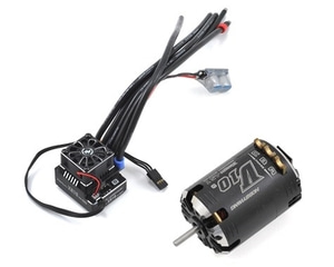 엑스캅터 - 하비윙 XR10 Pro Sensored Brushless 160A ESC/V10 Black G2 Motor Combo (4.5T) 콤보세트