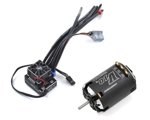 엑스캅터 - 하비윙 XR10 Pro Sensored Brushless 160A ESC/V10 Black G2 Motor Combo (10.5T) 콤보세트