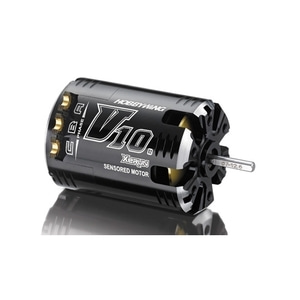 엑스캅터 - 최고급모터:XERUN-V10-5.5T-BLACK V10 G2 Sensored Brushless Motor (5800KV)