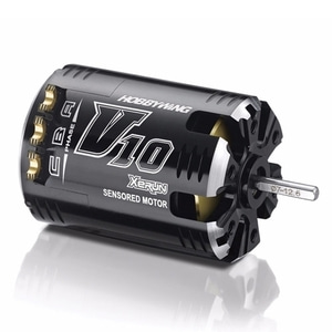 엑스캅터 - 최고급모터:XERUN-V10-21.5T-BLACK Sensored Brushless Motor (1760KV) 블랙버전 1/10 Cars / Crawler