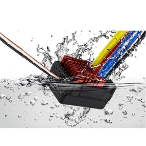 엑스캅터 - Hobbywing QuicRun WP-860 Dual Brushed Waterproof Speed Controller ESC(라클모드 기능)