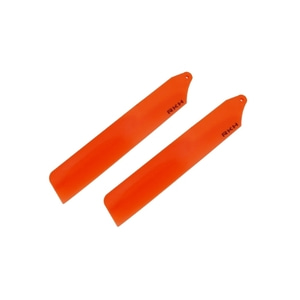 엑스캅터 - Plastic Main Blade 89mm-Orange - Blade Nano CPX/CP S