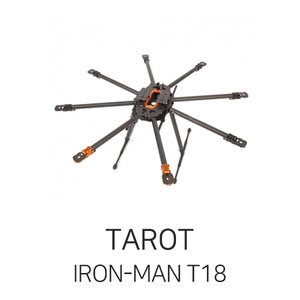 엑스캅터 - 타롯 IRON-MAN T18 OCTO Frame Kit (Folding/1270mm) - V2