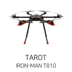 엑스캅터 - 아이언맨 T810 V4 키트 (타롯 IRON-MAN T810 / Retractable Landing Gear)