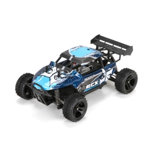 엑스캅터 - Roost 1/24th 4WD Desert Buggy Blue/Grey RTR