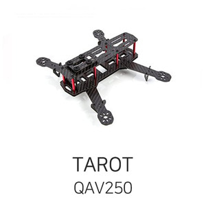 엑스캅터 - 타로 Pure Carbon QAV250 Quad