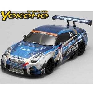 엑스캅터 - Yokomo Drift Package D1 Version GReddy R35 Spec-D 최고급 드리프트