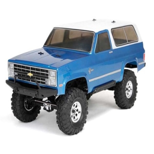 엑스캅터 - [산악용 차량]1/10th Scale 1986 Chevrolet K-5 Blazer Ascender Kit(미조립)