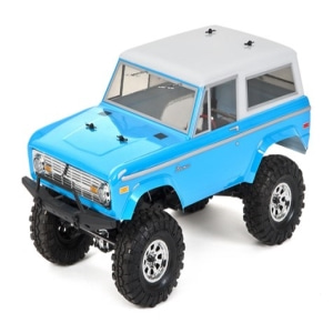 엑스캅터 - [산악차량 New]Vaterra Ascender 1972 Ford Bronco RTR Rock Crawler ( DX2e 2.4GHz 조종기 포함)