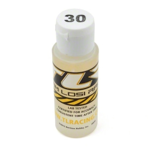 엑스캅터 - Team Losi Silicone Shock Oil (30wt) (2oz)