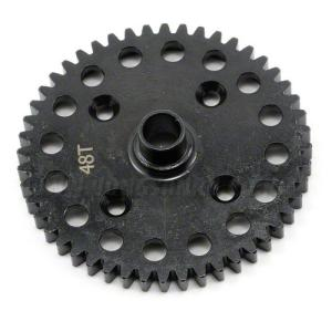 엑스캅터 - Team Losi 48T Lightweight Center Differential Spur Gear(강화옵션스퍼기어)