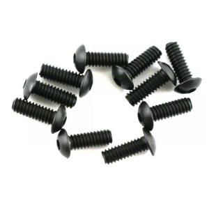 "엑스캅터 - Team Losi 2-56x1/4"" Button Head Screws (10)"