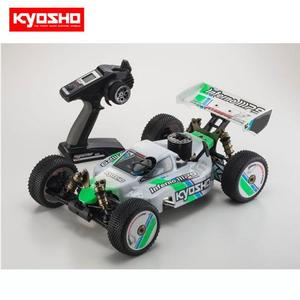 엑스캅터 - 1/8 GP 4WD r/s INFERNO MP9 TKI3 WHITE (신형KT-331 조종기)