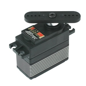 엑스캅터 - 하이텍 D954SW 서보 (32-Bit, High Speed, Steel Gear Servo)