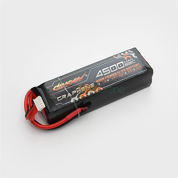 엑스캅터 - 다이노지 Graphene 4500mAh 4S 65C (Light Weight)
