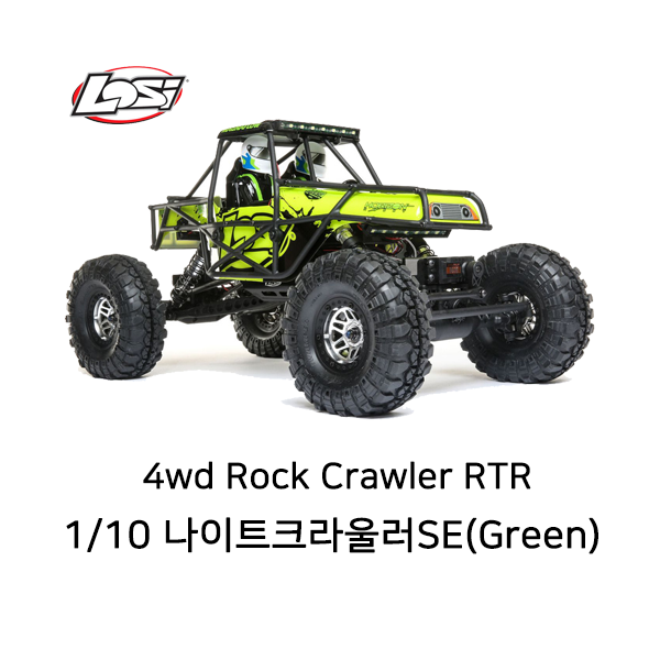 엑스캅터 - TEAM LOSI LOSI 1/10 Night Crawler SE